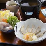 能登の食旅【能登ふぐ鍋&たたき】地酒とご一緒にどうぞ!